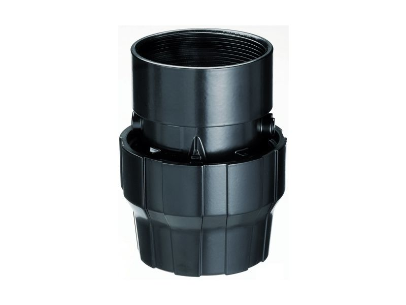 Aluminium sleeve sleeve coupling 25 mm 1