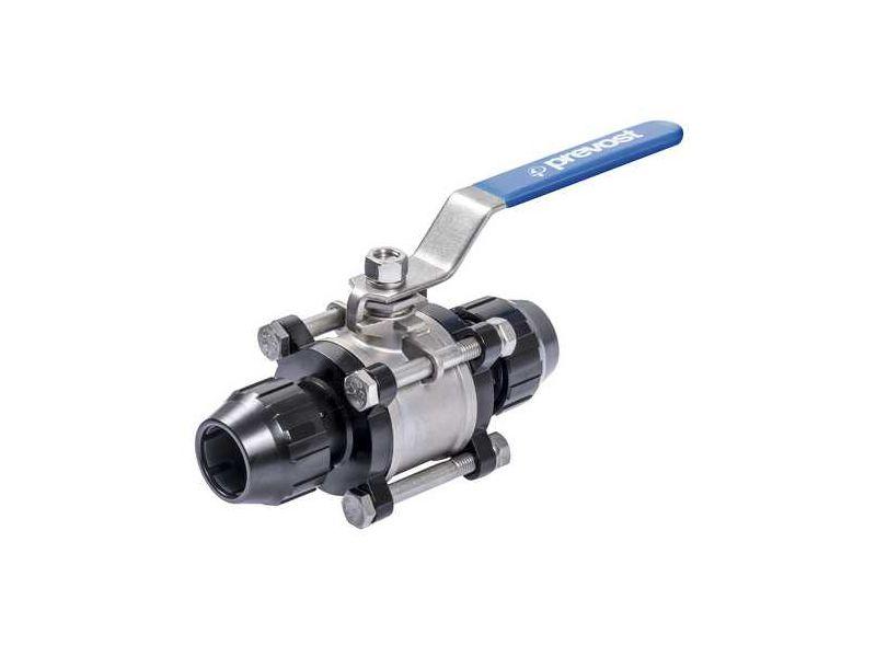 Stainless steel ball valve 32 mm