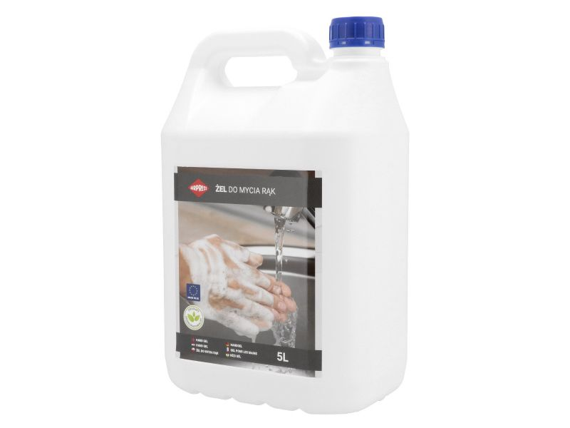 Cleaning gel for washing hands 5 l