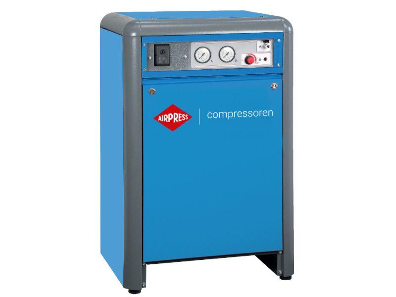 Silent Compressor APZ 320 10 bar 3 hp/2.2 kW 317 l/min 24 l