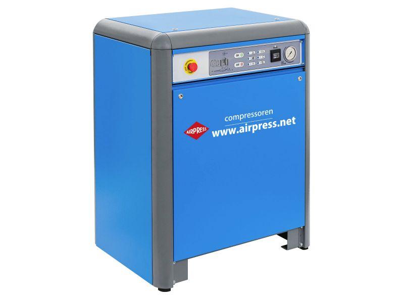 Silent Compressor APZ 600+ 10 bar 5.5 hp/4 kW 555 l/min 3 l
