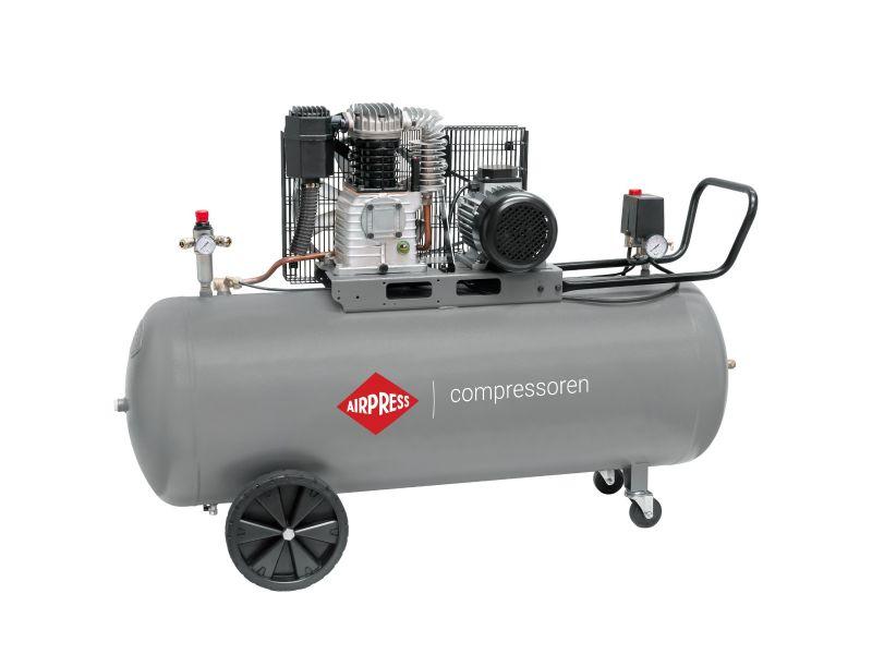 Compressor HK 425-200 Pro 10 bar 3 hp/2.2 kW 280 l/min 200 l
