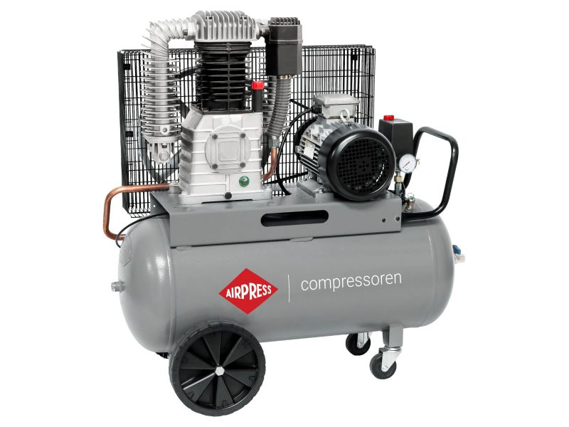Compressor HK 1000-90 Pro 11 bar 7.5 hp/5.5 kW 698 l/min 90 l