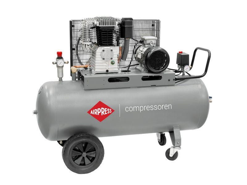Compressor HK 650-200 Pro 11 bar 5.5 hp/4 kW 490 l/min 200 l