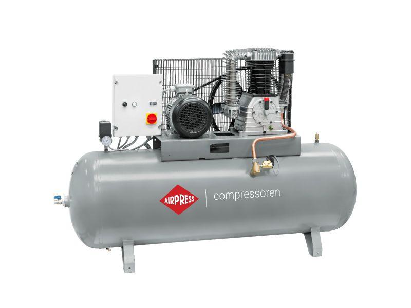 Compressor HK 1500-500 SD Pro 14 bar 10 hp/7.5 kW 686 l/min 500 l star delta switch
