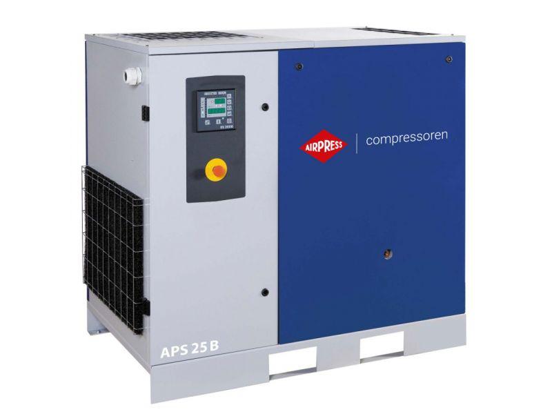 Screw Compressor APS 25B 13 bar 25 hp/18.5 kW/18.5 kW 2100 l/min