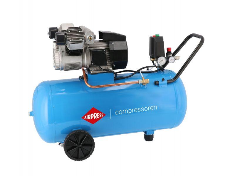 Compressor KM 100-350 10 bar 2.5 hp/1.8 kW 280 l/min 100 l