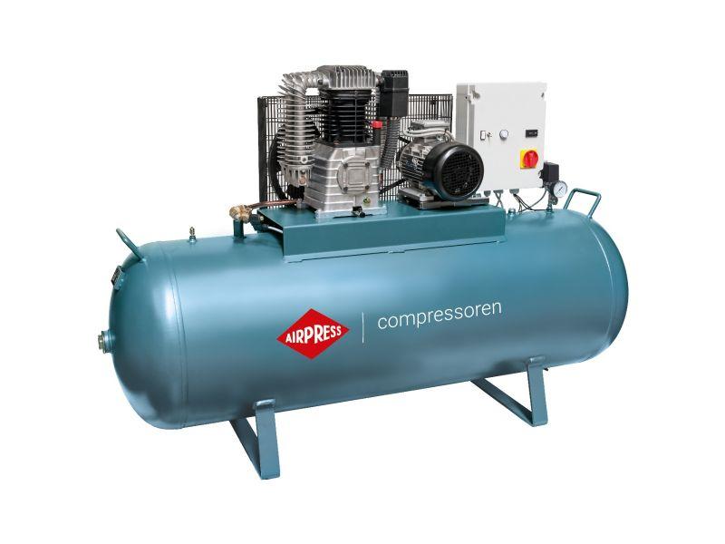 Compressor K 500-700S 14 bar 5.5 hp/4 kW 420 l/min 500 l