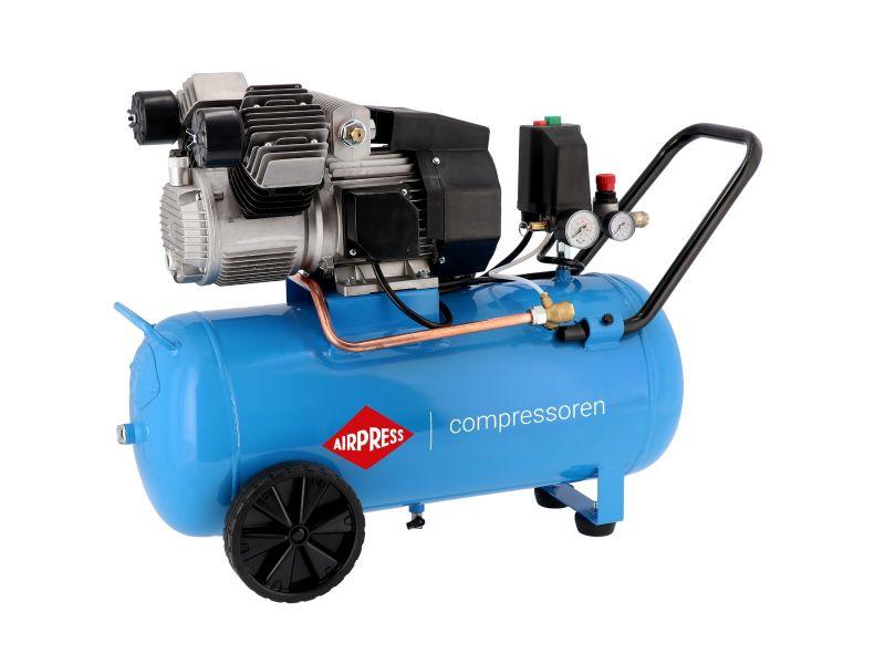Compressor KM 50-350 10 bar 2.5 hp/1.8 kW 280 l/min 50 l