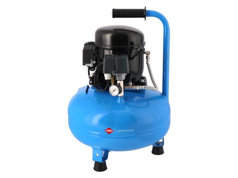 Compressor L 50-24 8 bar 0.5 hp/0.37 kW 32 l/min 24 l