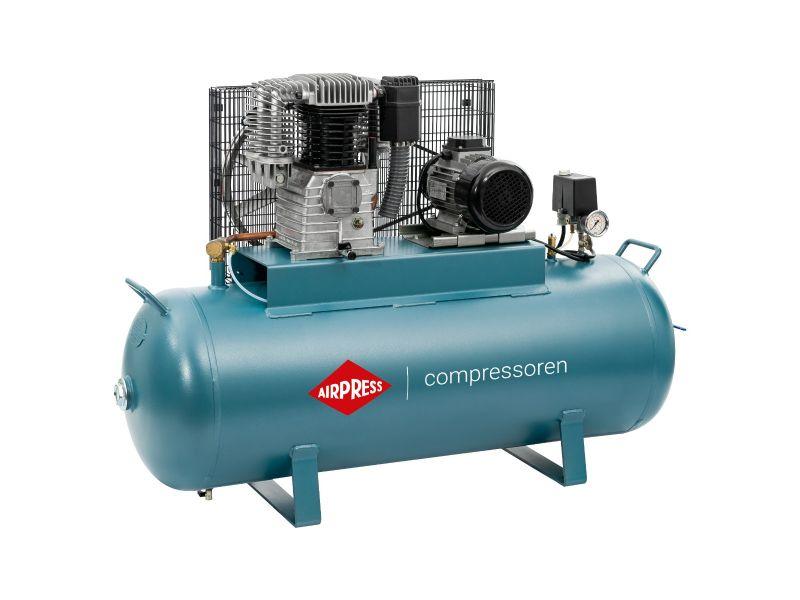 Compressor K 200-450 14 bar 3 hp/2.2 kW 270 l/min 200 l