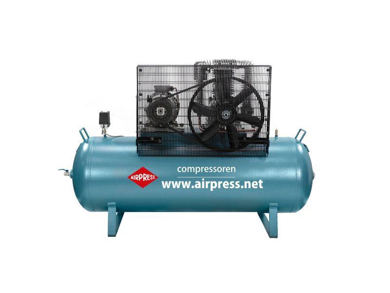 Compressor K 500-1500S 14 bar 10 hp/7.5 kW 750 l/min 500 l