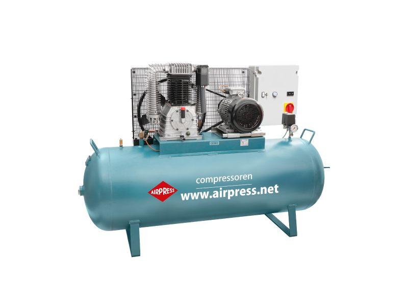 Compressor K 500-1500S 14 bar 10 hp 750 l/min 500 l