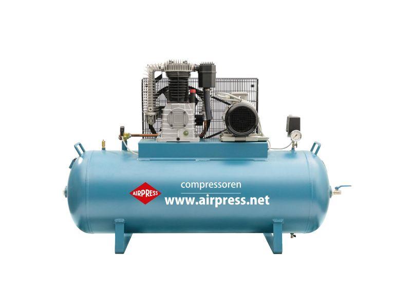 Compressor K 300-700S 14 bar 5.5 hp/4 kW 420 l/min 300 l
