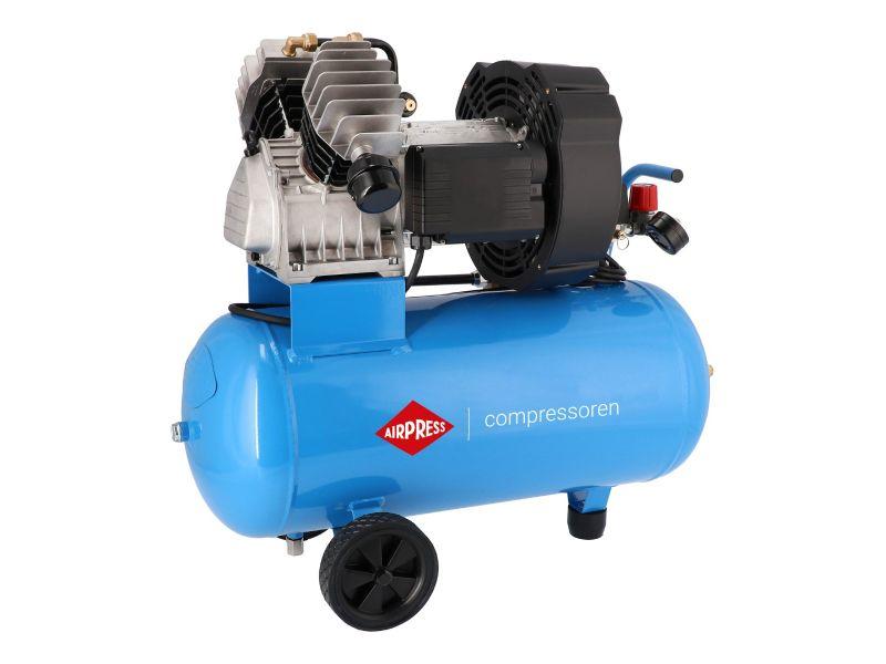 Compressor LM 50-410 10 bar 3 hp/2.2 kW 327 l/min 50 l