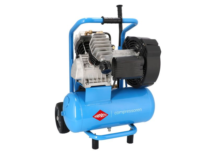 Compressor LM 25-410 10 bar 3 hp/2.2 kW 328 l/min 25 l