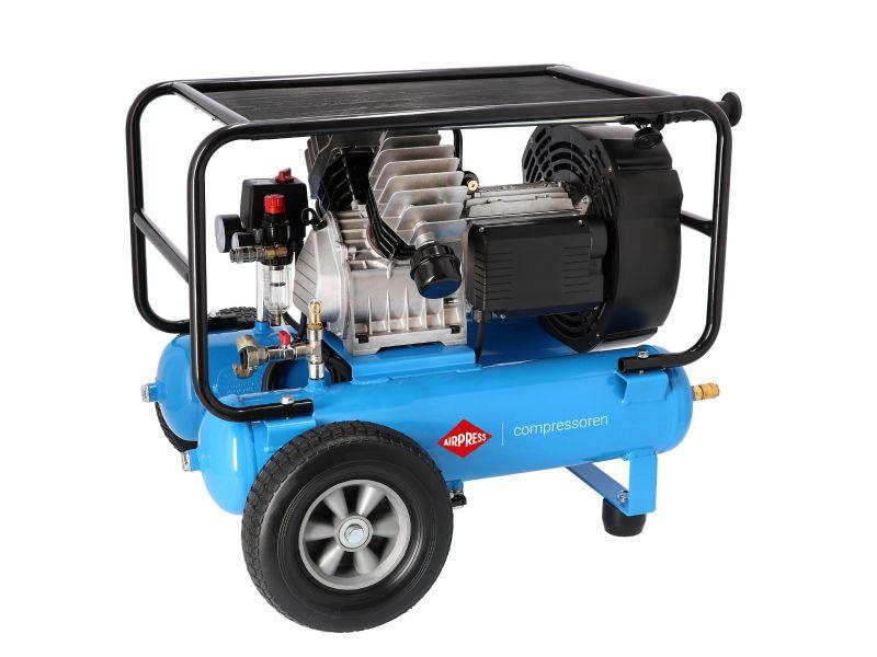 Compressor BLM 22-410 10 bar 3 hp/2.2 kW 328 l/min 2 x 11 l