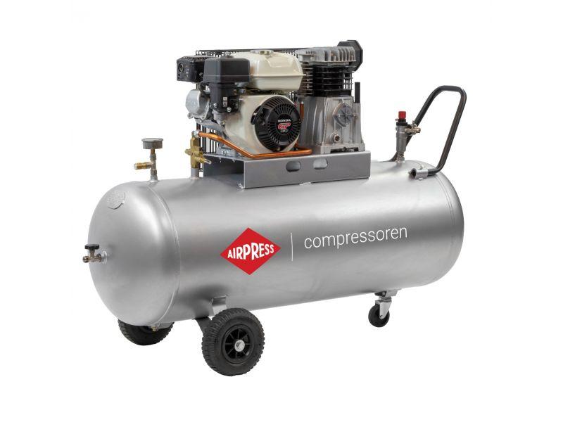 Compressor BM 200-330 10 bar 5.5 hp/4 kW 330 l/min 200 l