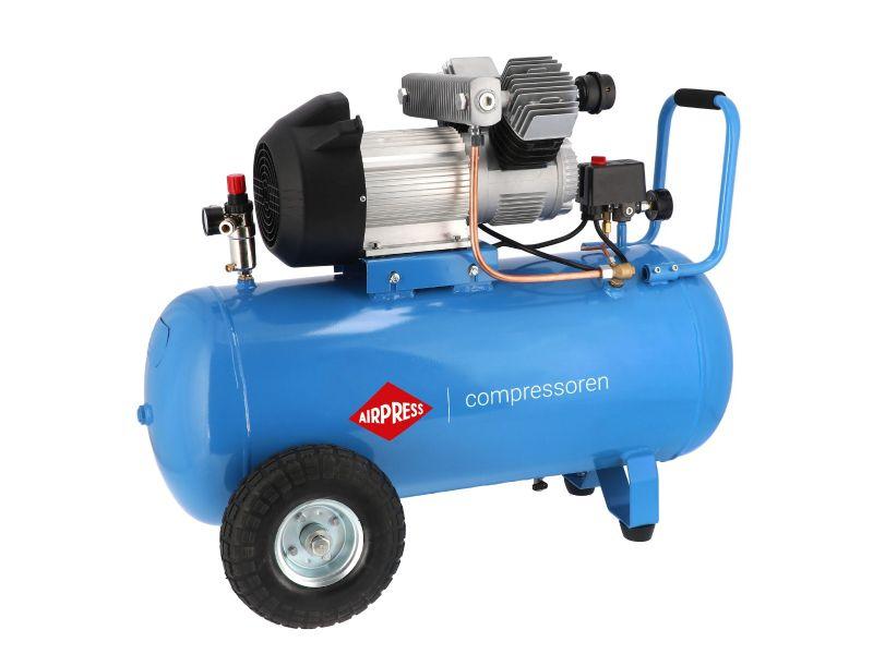 Compressor LM 90-350 10 bar 3 hp/2.2 kW 245 l/min 90 l