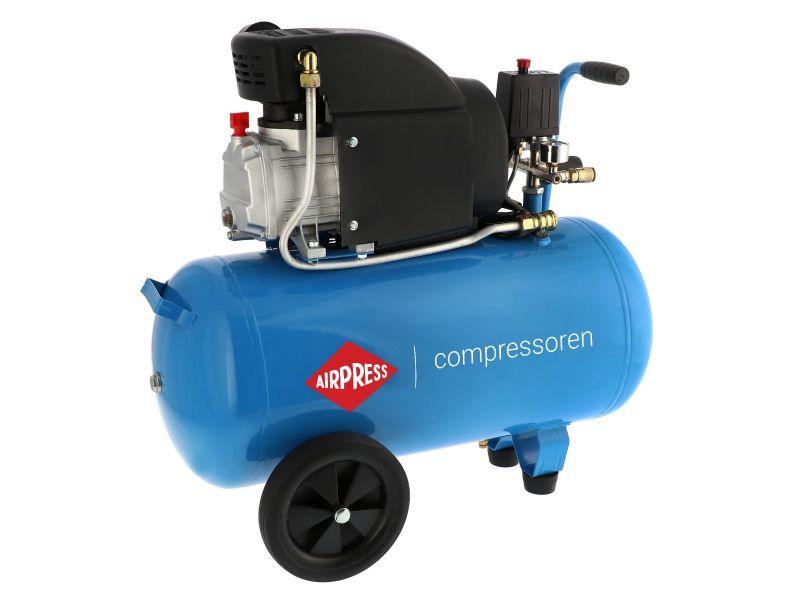 Compressor HL 325-50 8 bar 2.5 hp/1.8 kW 195 l/min 50 l