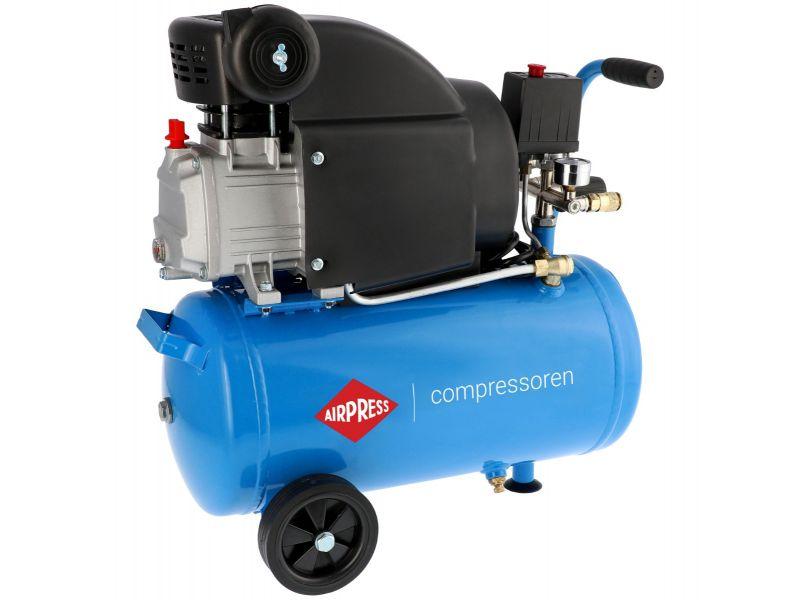 Compressor HL 310-25 8 bar 2 hp/1.5 kW 157 l/min 24 l