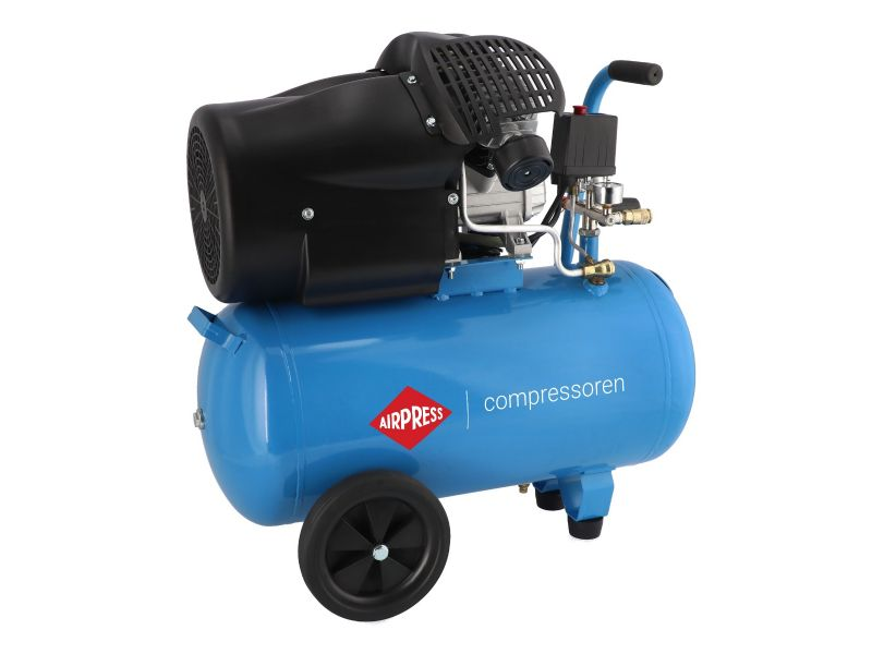 Compressor HL 425-50 8 bar 3 hp/2.2 kW 314 l/min 50 l