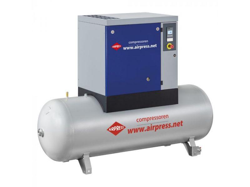 Screw Compressor APS 15 Basic Combi 10 bar 15 hp 1310 l/min 500 l