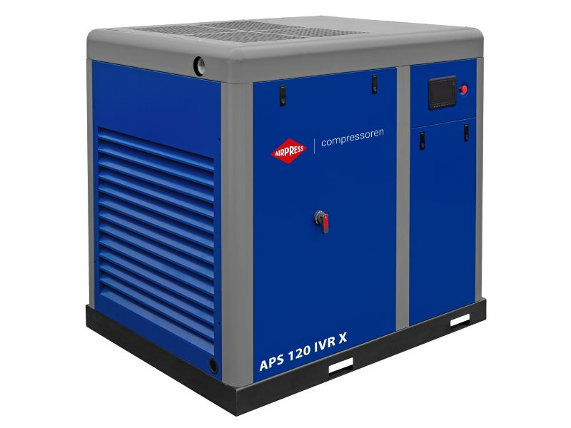 Screw Compressor APS 120 IVR X 10 bar 120 hp/90 kW 3540-13180 l/min