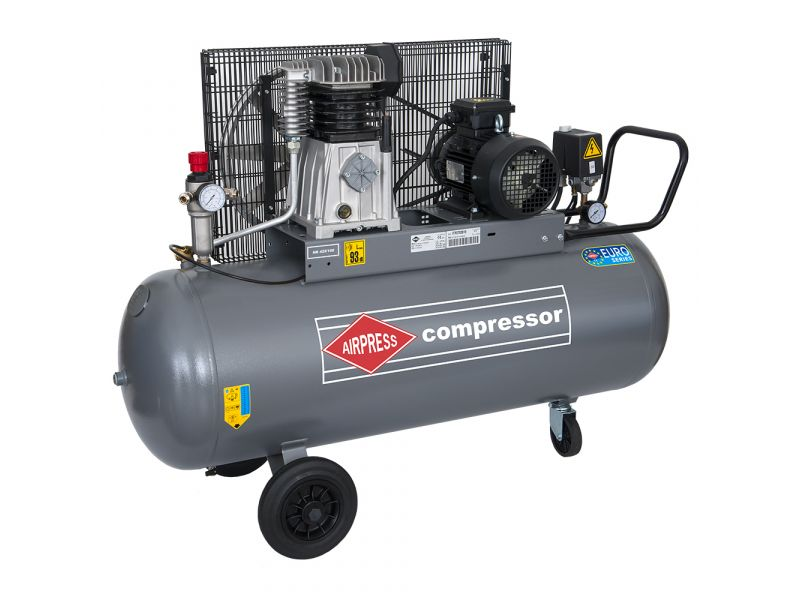 Compressor HK 425-150 10 bar 3 hp/2.2 kW 425 l/min 150 l