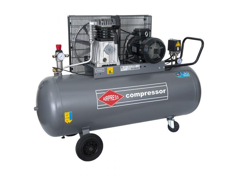 Compressor HK 600-200 10 bar 4 hp/3 kW 600 l/min 200 l
