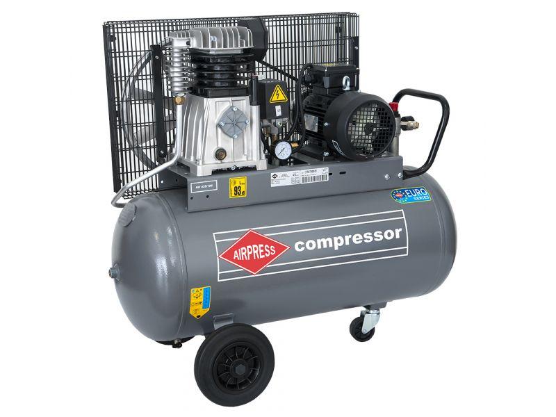Compressor HK 425-100 400V 10 bar 3 hp/2.2 kW 425 l/min 100 l