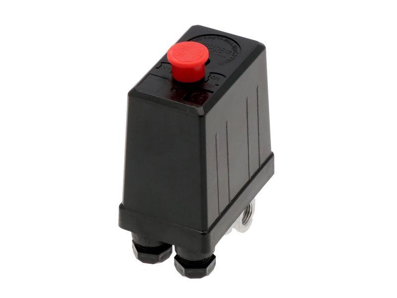 Pressure switch 230 V 1/4