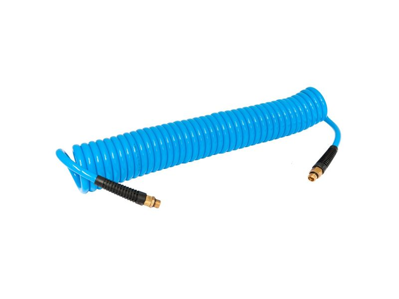 Spiral Air Hose 15 m 8 mm 12 bar