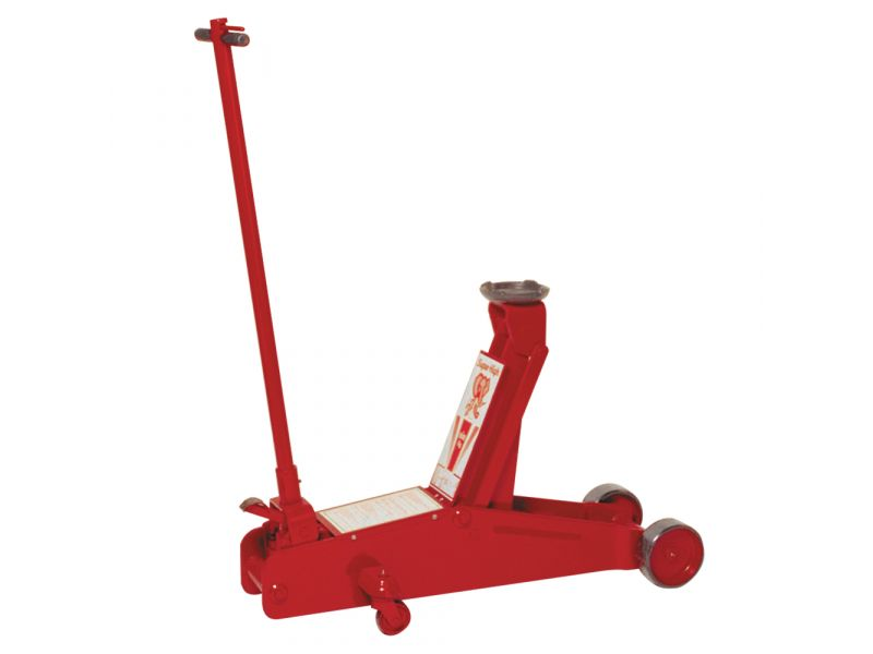 Trolley Jack 8 ton 750 mm dish height