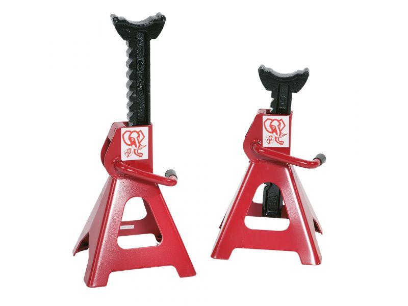 Jack stand JJ 3 ton 2 pieces 300-440 mm