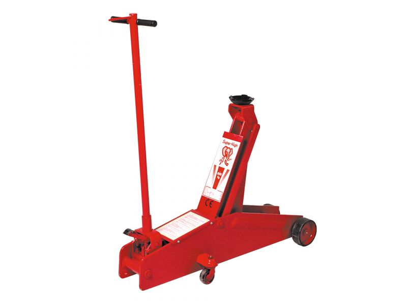 Trolley Jack 8 ton 920 mm dish height
