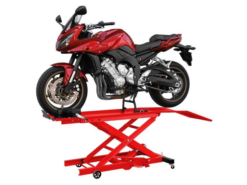 Motorcycle lift 3 stances 360 kg