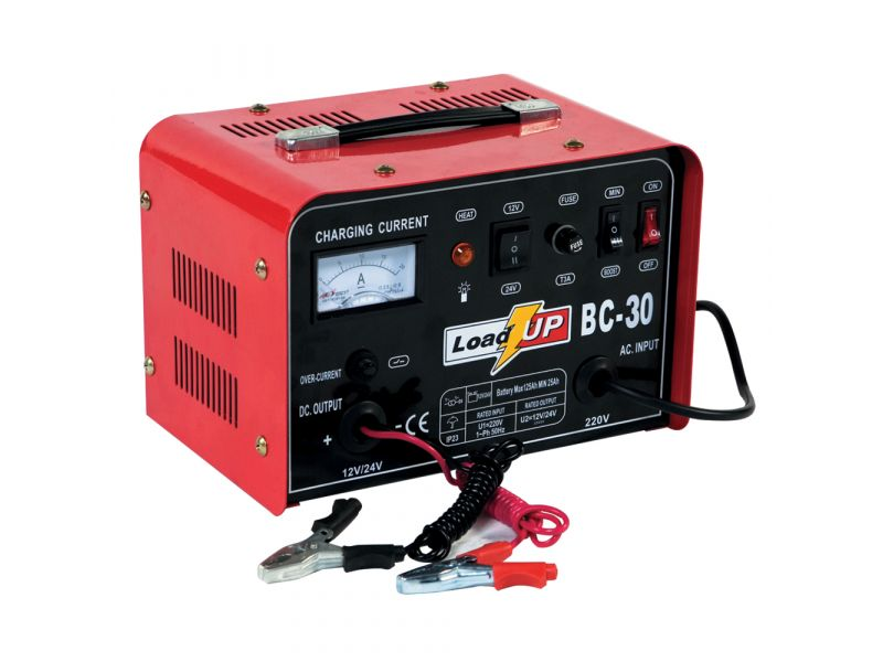 Battery charger BC 30 15A 12/24V