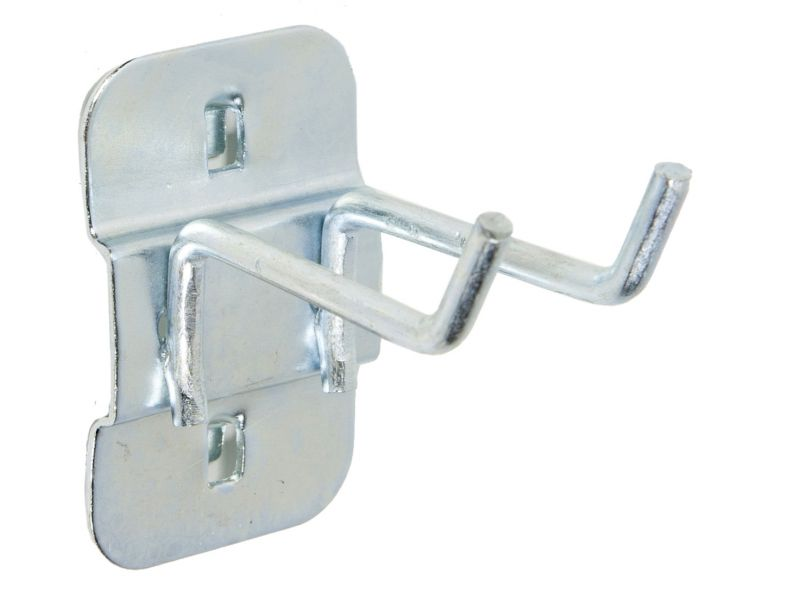 Double tool hook 20/40 mm