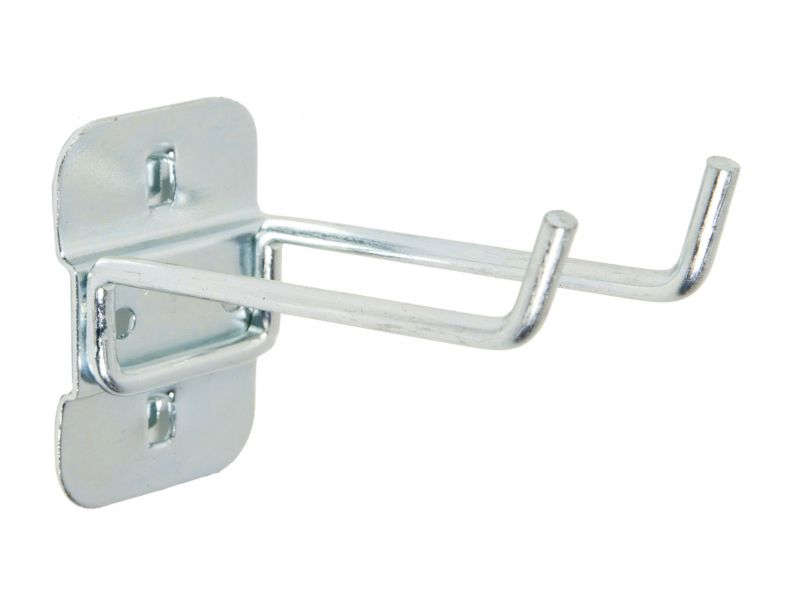 Double tool hook 30/75 mm