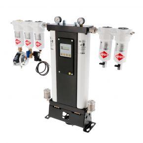 Adsorption Dryer set ISO OFAG3 120 l/min Class Zero