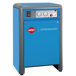 Silent air compressor APZ 220 230V 10 bar 2 hp/1.5 kW 177 l/min 24 l