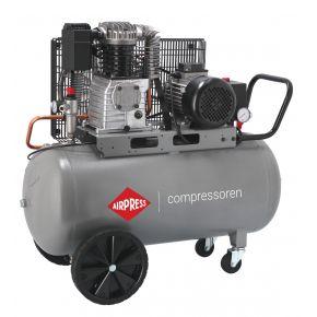 Compressor HK 425-100 Pro 10 bar 3 hp/2.2 kW 280 l/min 100 l