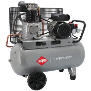 Compressor HL 310-50 Pro 10 bar 2 hp/1.5 kW 158 l/min 50 l