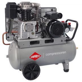 Compressor HL 425-50 Pro 10 bar 3 hp/2.2 kW 280 l/min 50 l