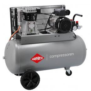 Compressor HL 375-100 Pro 10 bar 3 hp/2.2 kW 231 l/min 90 l