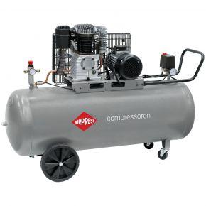 Compressor HK 600-200 Pro 10 bar 4 hp/3 kW 380 l/min 200 l