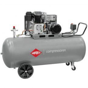 Compressor HK 600-270 Pro 10 bar 4 hp/3 kW 380 l/min 270 l