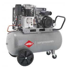 Compressor HL 425-100 Pro 10 bar 3 hp/2.2 kW 280 l/min 100 l