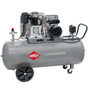 Compressor HL 425-150 Pro 10 bar 3 hp/2.2 kW 280 l/min 150 l